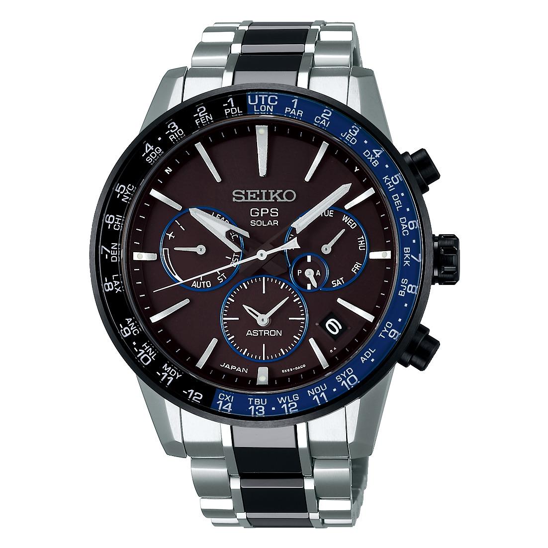 正規品 SEIKO セイコー ASTRON アストロン SBXC009 5xシリーズ 腕時計