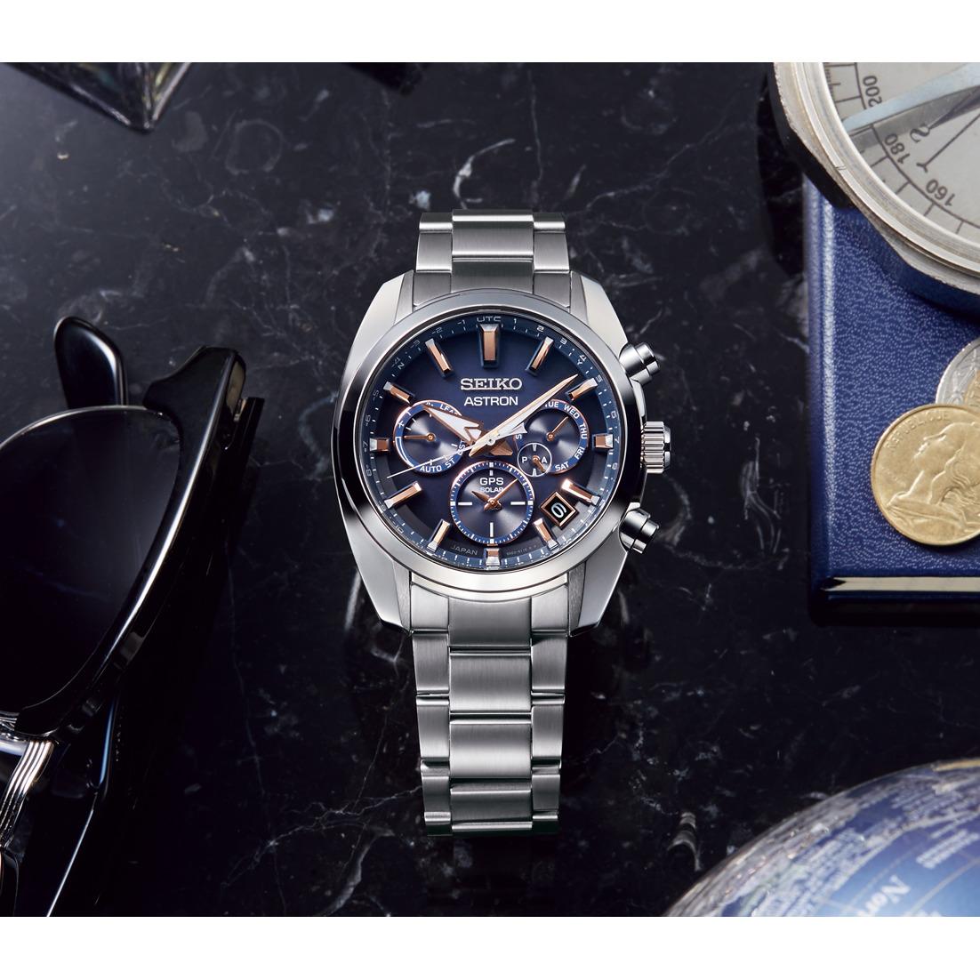 アストロン ASTRON セイコー SEIKO SBXC049 5xシリーズ 正規品 腕時計FTKJ3l1c