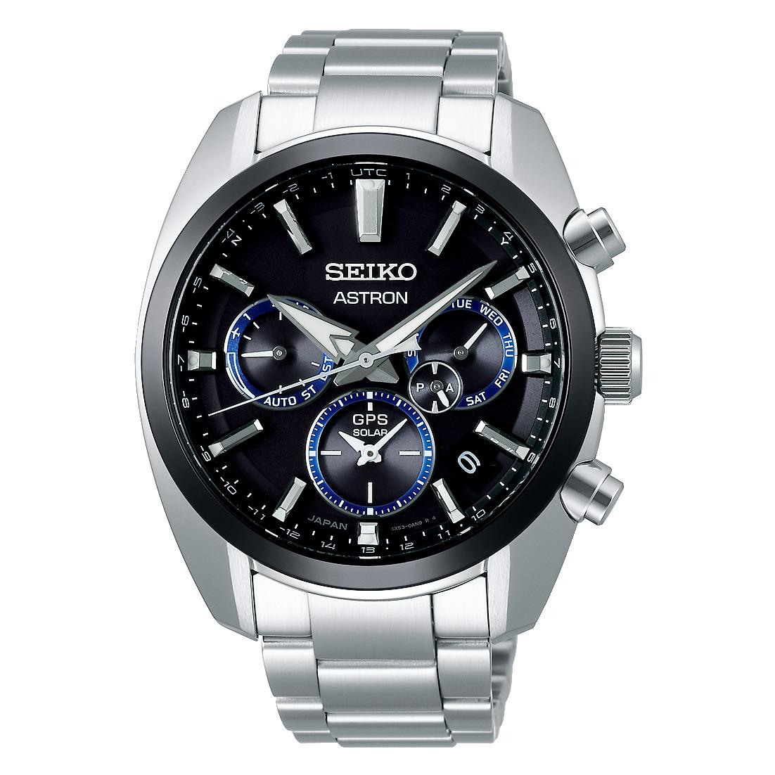正規品 送料無料 超歓迎された ソーラーGPS 爆売りセール開催中 メンズ 今なら大谷選手ボブルヘッドプレゼント アストロン セイコー 5xシリーズ 腕時計 ASTRON SEIKO SBXC053
