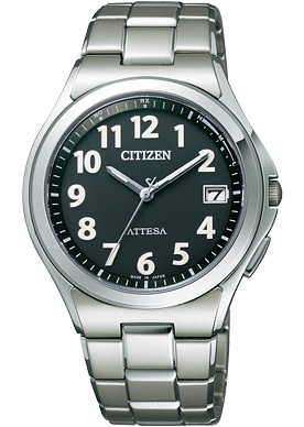 "CITIZEN ATTESA ATD53-2846 ""艾考驱动器电波钟表标准规格"""