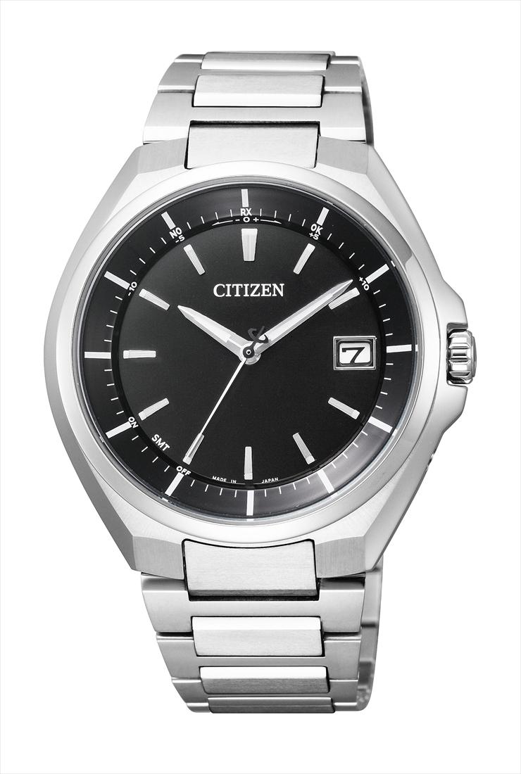 """公民 ATTESA CB3010-57E""""生态驱动收音机时钟标准"""""""