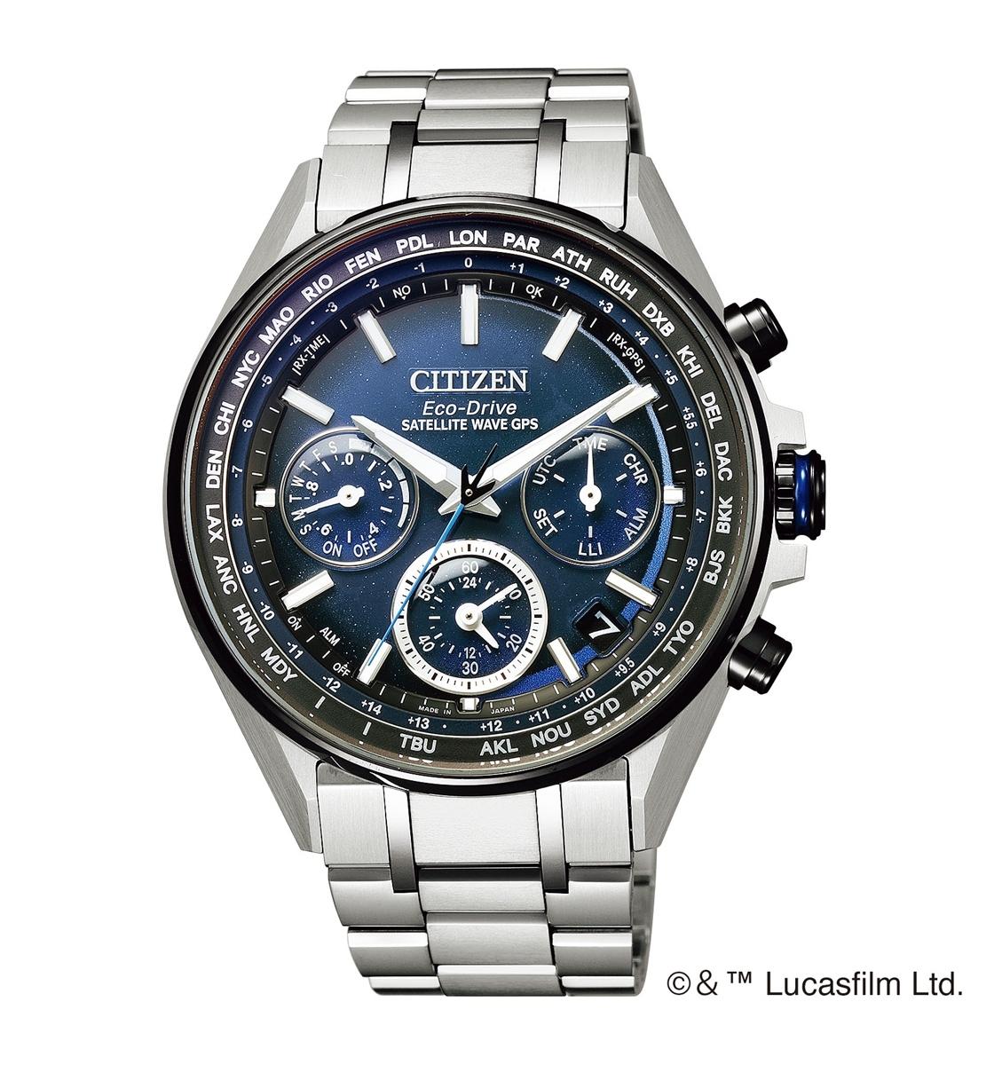 アテッサ ATTESA シチズン CITIZEN 正規メーカー延長保証付き CC4005-63L スター・ウォーズモデル 限定1200本 正規品 腕時計