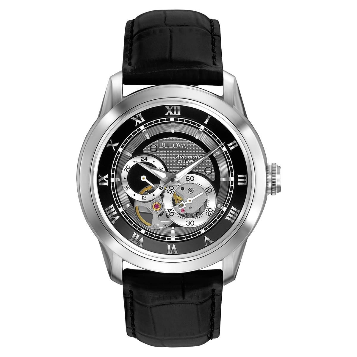 ブローバ BULOVA 96A135 クラシック ウィルトン オートマチック 正規品 腕時計