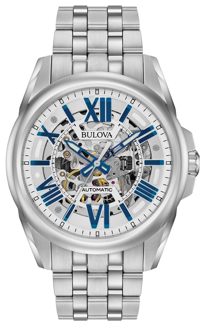 正規品 BULOVA ブローバ 96A187 クラシック サットン オートマチック 腕時計