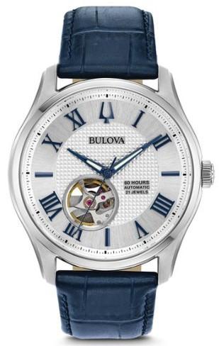 正規品 BULOVA ブローバ 96A206 クラシック ウィルトン オートマチック 腕時計