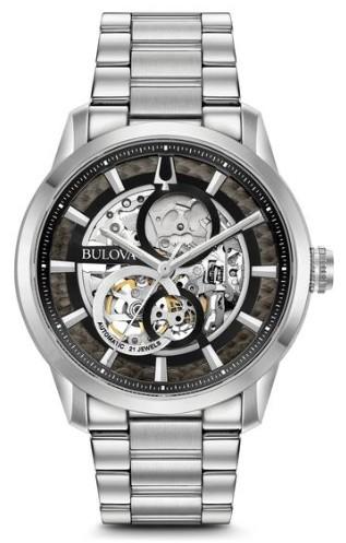 正規品 BULOVA ブローバ 96A208 クラシック サットン オートマチック 腕時計