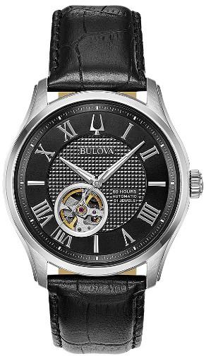 ブローバ BULOVA 96A217 クラシック ウィルトン オートマチック 正規品 腕時計