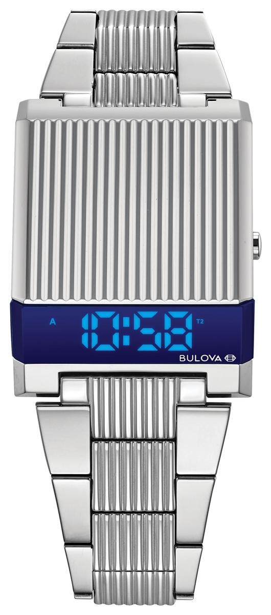 ブローバ BULOVA 96C139 コンピュートロン 正規品 腕時計
