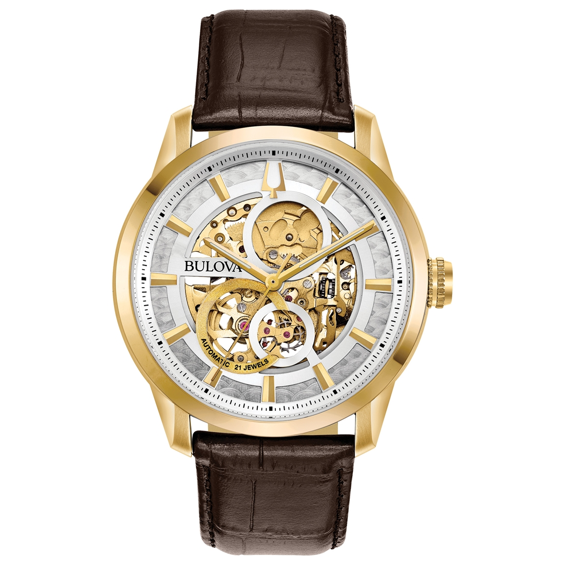ブローバ BULOVA 97A138 クラシック サットン オートマチック 正規品 腕時計