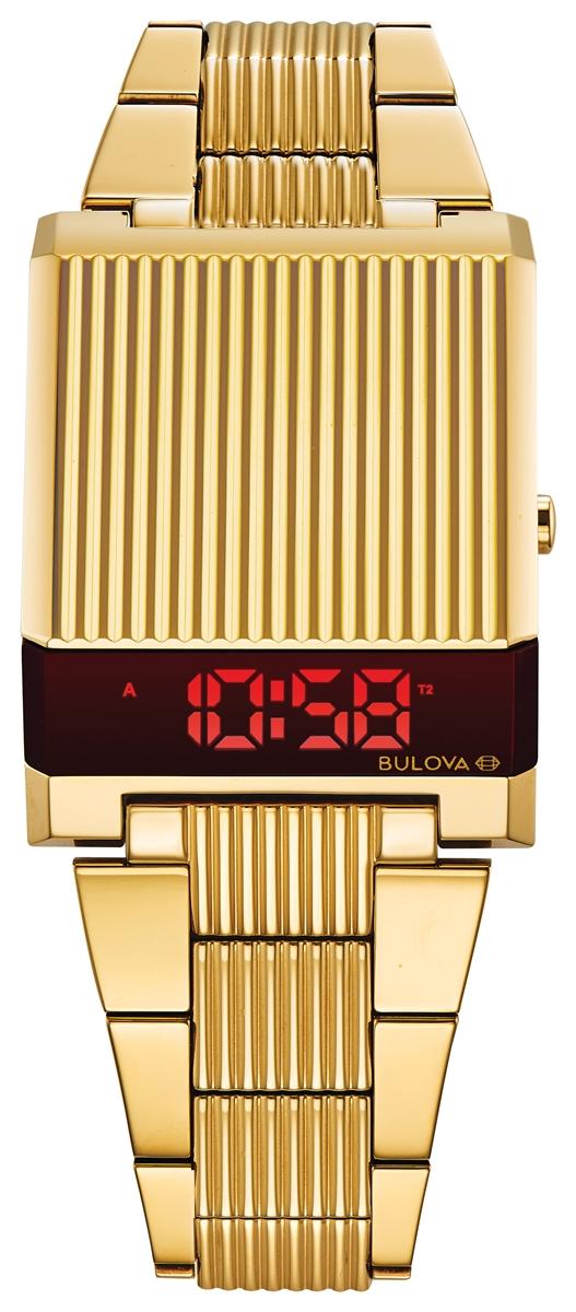 正規品 BULOVA ブローバ 97C110 コンピュートロン 腕時計