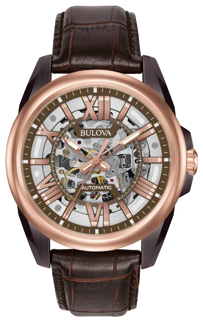 ブローバ BULOVA 98A165 クラシック サットン オートマチック 正規品 腕時計