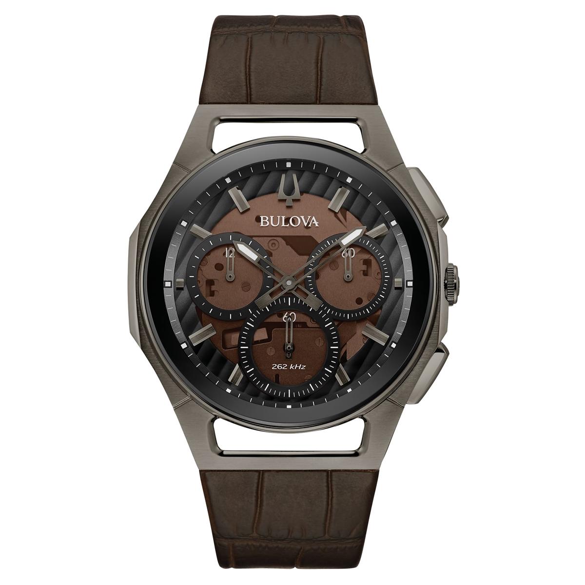 【5/10までオリジナルトラベルクロックをプレゼント】 ブローバ BULOVA 98A231 カーブ プログレッシブ スポーツ クロノグラフ 正規品 腕時計