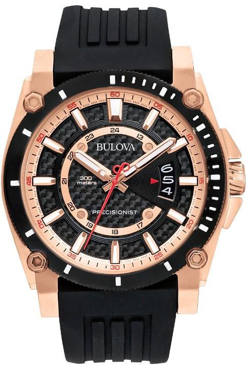 正規品 BULOVA ブローバ 98B152 プレシジョニスト 腕時計