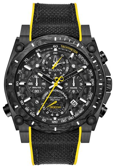 正規品 BULOVA ブローバ 98B312 プレシジョニスト クロノグラフ 腕時計