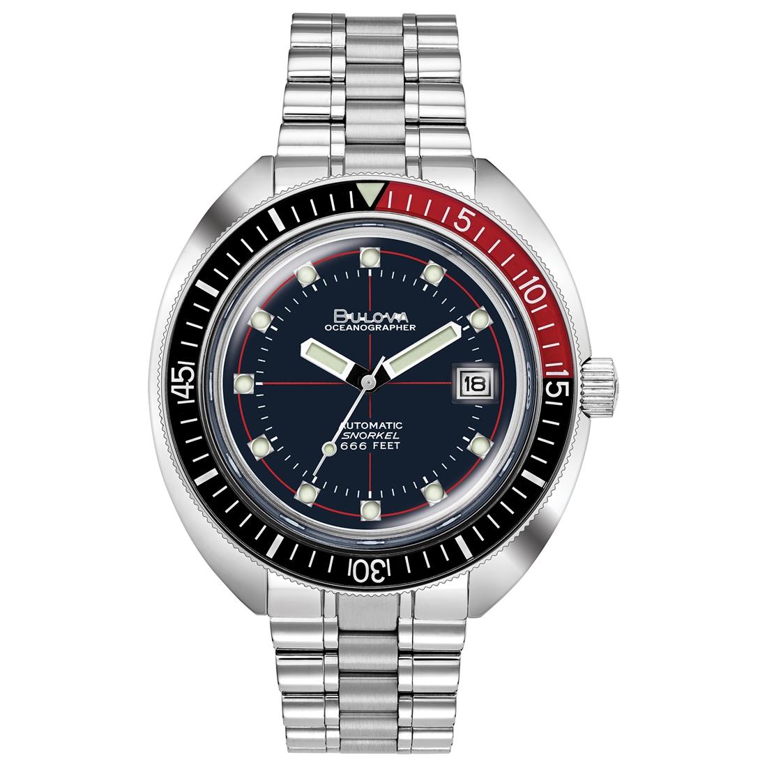 ブローバ BULOVA 98B320 デビルダイバー 正規品 腕時計