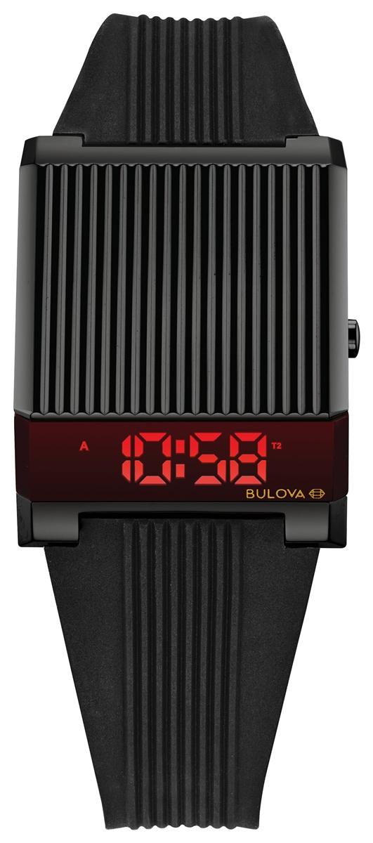 正規品 BULOVA ブローバ 98C135 コンピュートロン 腕時計