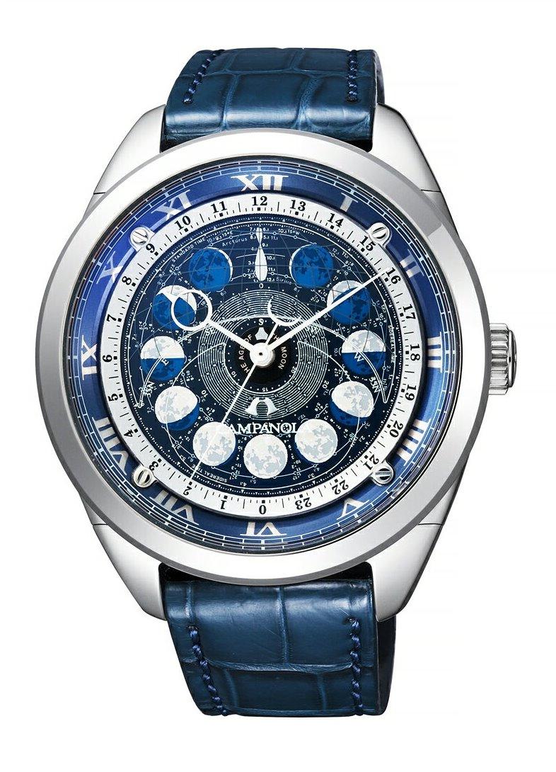【今ならオリジナルペンケースをプレゼント】 カンパノラ CAMPANOLA シチズン 正規メーカー延長保証付き CITIZEN AA7800-02L Cosmosign コスモサイン 正規品 腕時計
