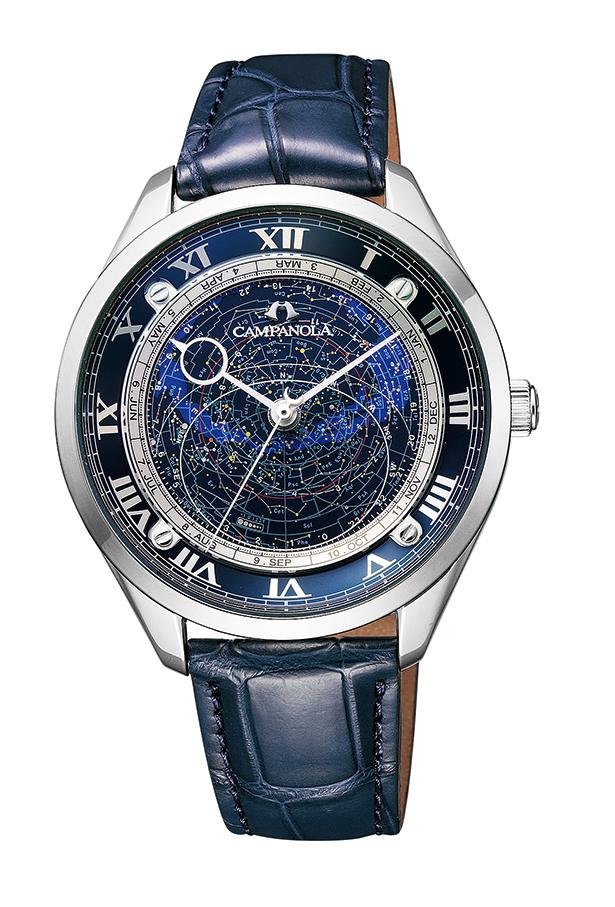 正規メーカー延長保証付き 正規品 CITIZEN シチズン CAMPANOLA カンパノラ AO1030-09L コスモサイン 腕時計