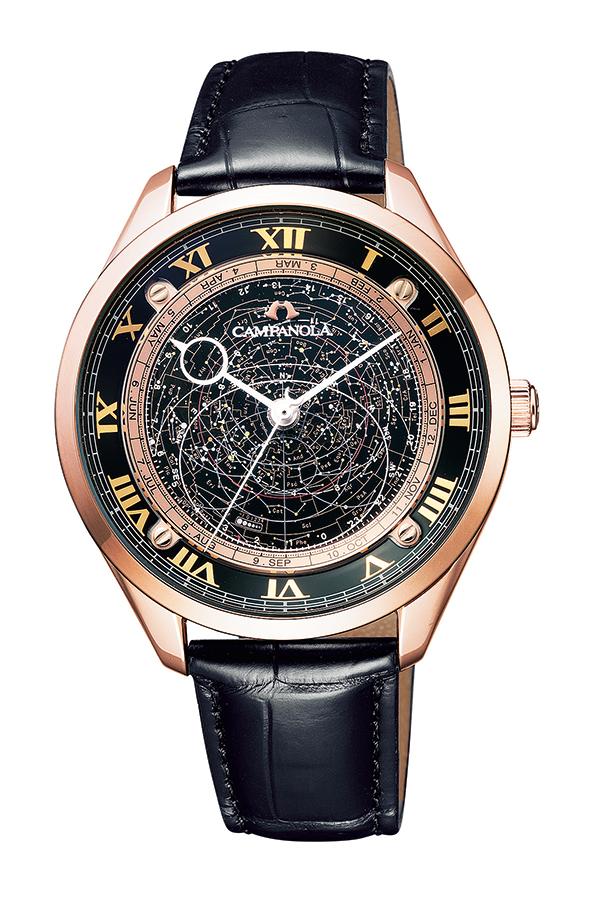 正規メーカー延長保証付き 正規品 CITIZEN シチズン CAMPANOLA カンパノラ AO1034-08E コスモサイン 数量限定200本 腕時計