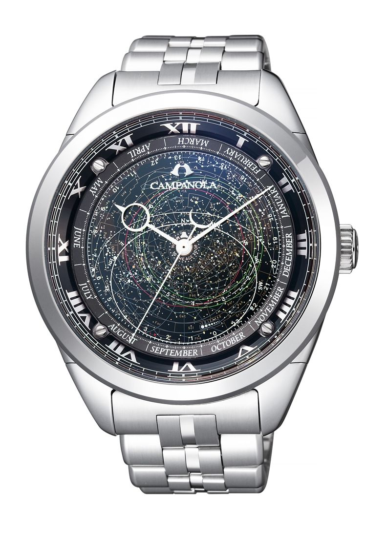 【今ならオリジナルペンケースをプレゼント】 カンパノラ CAMPANOLA シチズン 正規メーカー延長保証付き CITIZEN AO4010-51E Cosmosign コスモサイン 正規品 腕時計