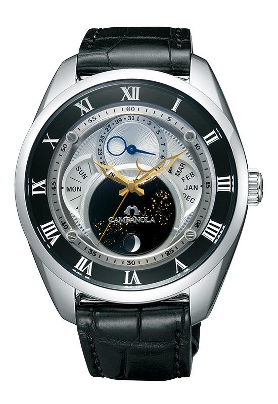 【今ならオリジナルペンケースをプレゼント】 カンパノラ CAMPANOLA シチズン 正規メーカー延長保証付き CITIZEN BU0020-03A Eco-Drive エコドライブ 天満星-あまみつほし- 正規品 腕時計