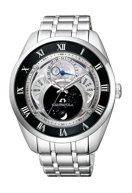 正規メーカー延長保証付き 正規品 CITIZEN シチズン CAMPANOLA カンパノラ BU0020-62A Eco-Drive エコドライブ 天彩星-あまいろほし- 腕時計