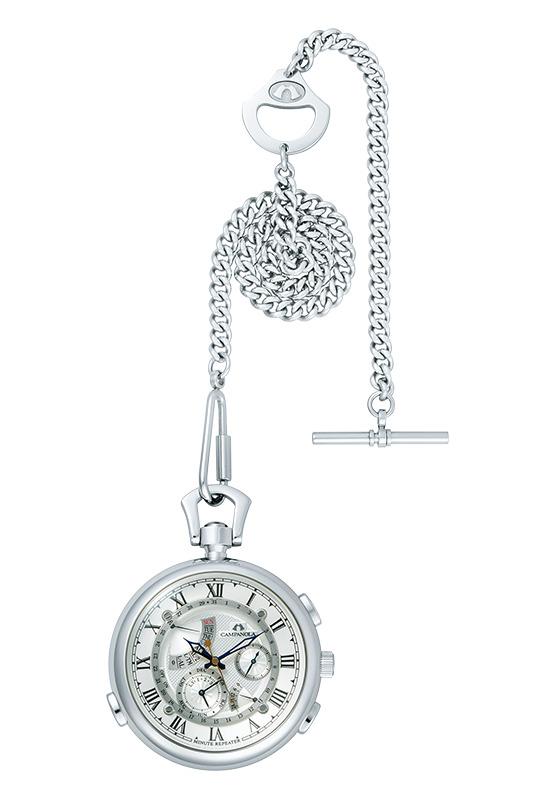 正規品 CITIZEN シチズン CAMPANOLA カンパノラ CTR57-1181 ミニッツ リピーター 懐中時計 腕時計