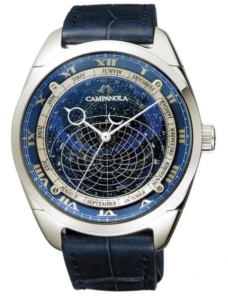 正規メーカー延長保証付き 正規品 CITIZEN シチズン CAMPANOLA カンパノラ CTV57-1231 Cosmosign コスモサイン 腕時計