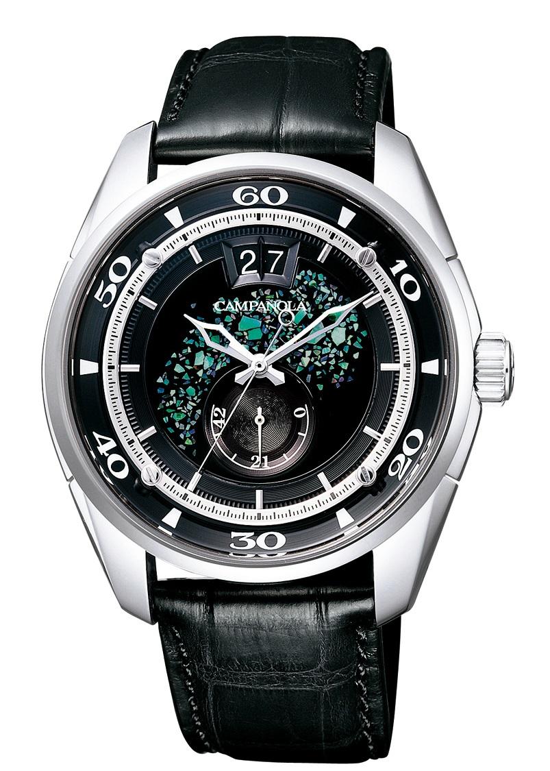 【今ならオリジナルペンケースをプレゼント】 カンパノラ CAMPANOLA シチズン 正規メーカー延長保証付き CITIZEN NZ0000-07F 琉雅(りゅうが) 15周年記念モデル 正規品 腕時計