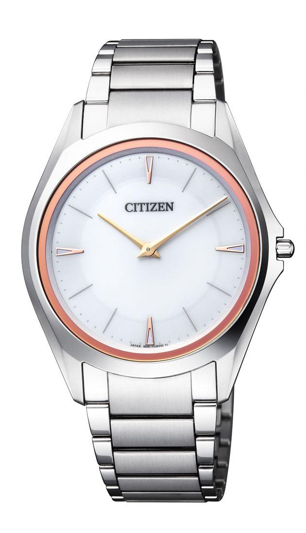 エコ・ドライブ ワン Eco-Drive One シチズン CITIZEN 正規メーカー延長保証付き AR5034-58A スーパーチタニウム 流通限定モデル 正規品 腕時計