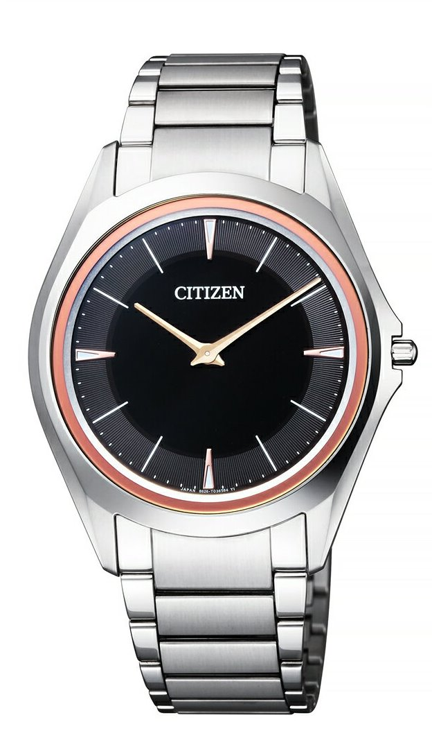 Regular article Citizen Eco-Drive One citizen Eco drive one AR5034-58E  supermarket titanium circulation-limited model watch