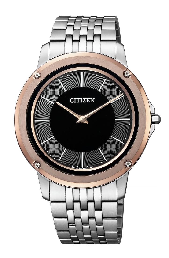 正規メーカー延長保証付き 正規品 CITIZEN Eco-Drive One シチズン エコ・ドライブ ワン AR5055-58E 腕時計