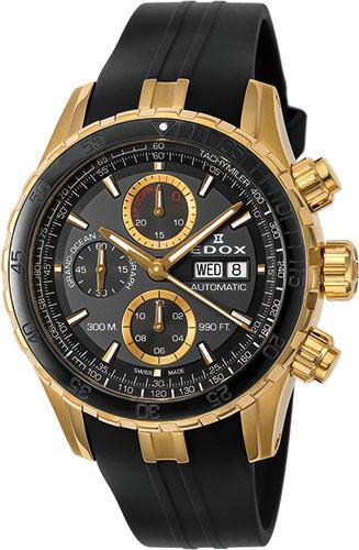 エドックス EDOX 01123-37J5-NID5 グランドオーシャン クロノグラフ オートマチック 正規品 腕時計
