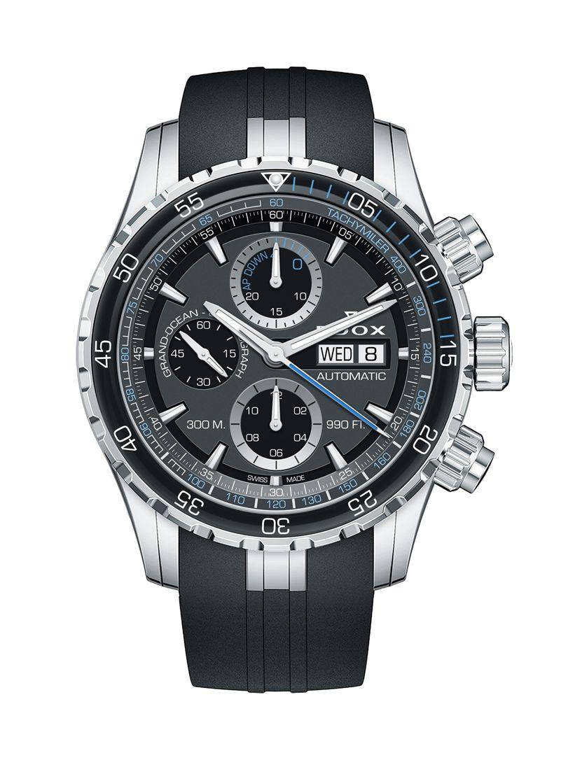 正規品 EDOX エドックス 01123-3BUCA-NBUN グランドオーシャン エクストリーム セーリングシリーズ エディション 腕時計