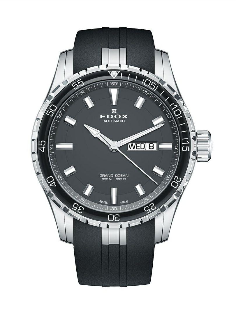 エドックス EDOX 88002-3CA-NIN グランドオーシャン オートマチック 正規品 腕時計