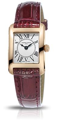 フレデリックコンスタント FREDERIQUE CONSTANT FC-200MC14 カレ レディ クォーツ 正規品 腕時計