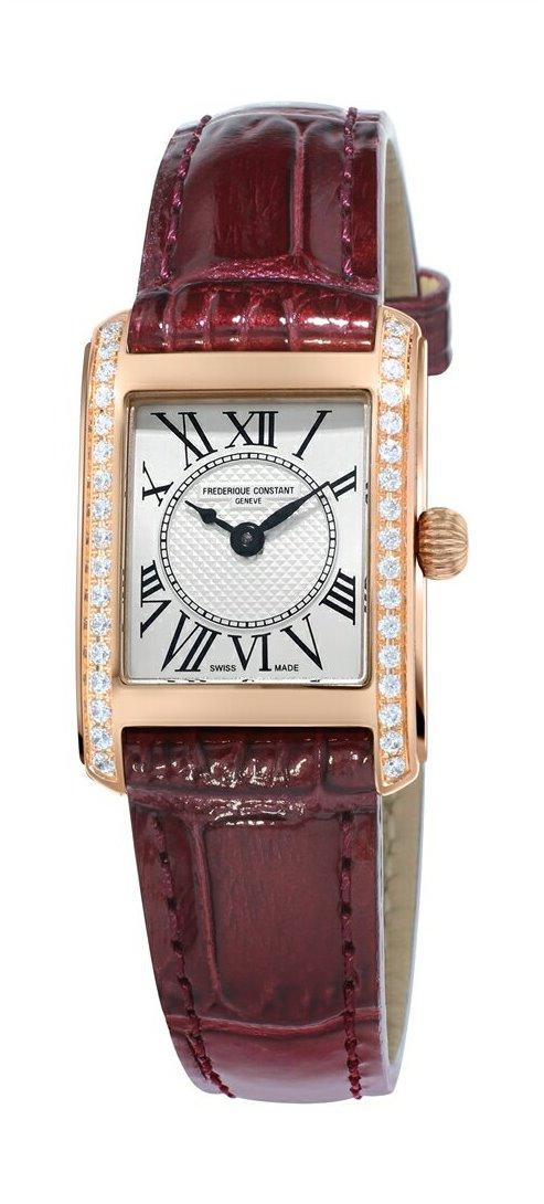 フレデリックコンスタント FREDERIQUE CONSTANT FC-200MCD14 カレ レディ クォーツ 正規品 腕時計