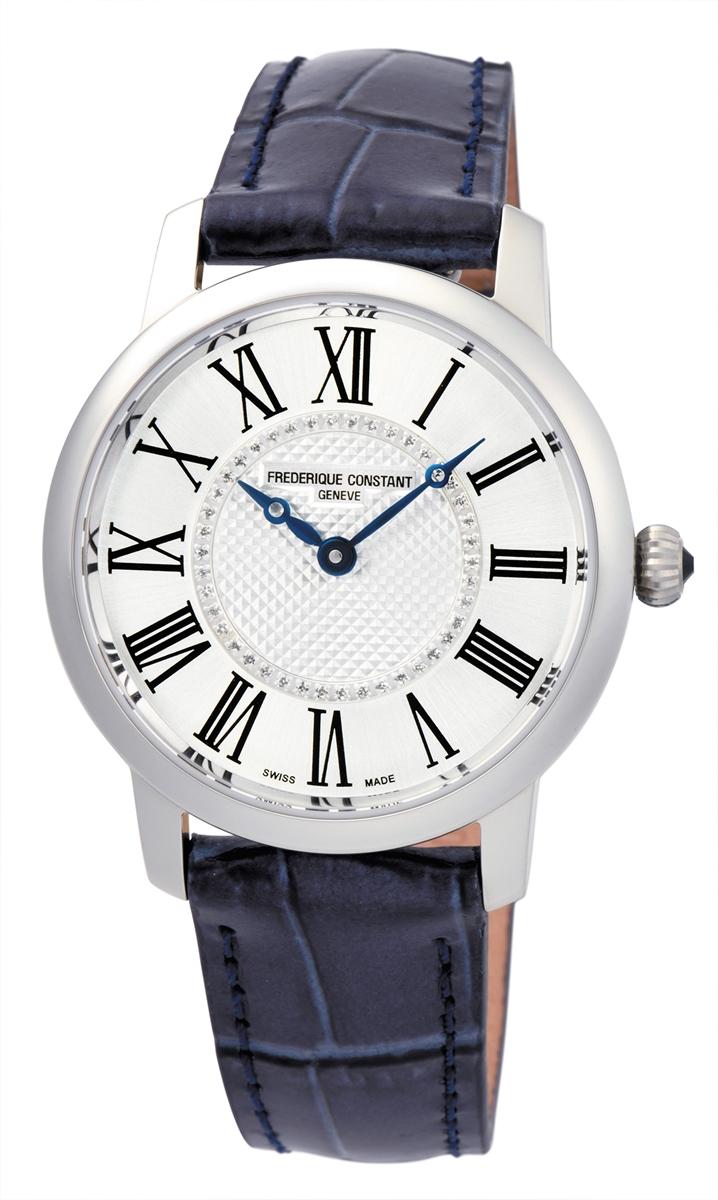 着後レビューで 送料無料 正規品 送料無料 クォーツ レディース フレデリックコンスタント FREDERIQUE クラシック CONSTANT 日本限定モデル 超人気 専門店 腕時計 FC-200MCD1S6