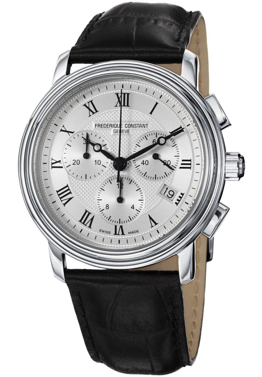 正規品 FREDERIQUE CONSTANT フレデリックコンスタント FC-292MC4P6 CLASSICS CHRONOGRAPH クラシック クロノグラフ 腕時計