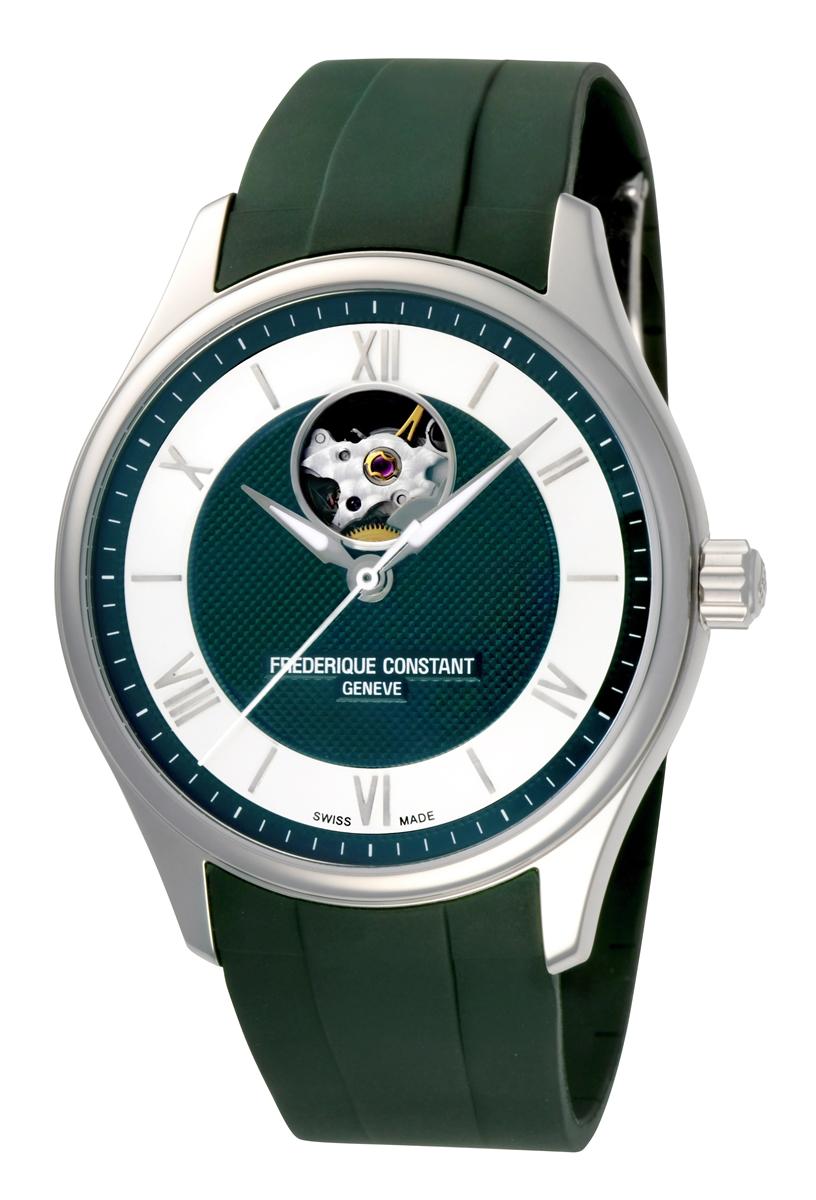 フレデリックコンスタント FREDERIQUE CONSTANT FC-310MGRW5B6 クラシック インデックス オートマチック ハートビート 日本限定モデル 限定150本 正規品 腕時計