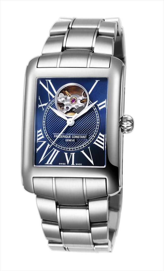 フレデリックコンスタント FREDERIQUE CONSTANT FC-310MN4S36B クラシック カレ ハートビート オートマチック 日本限定モデル 正規品 腕時計