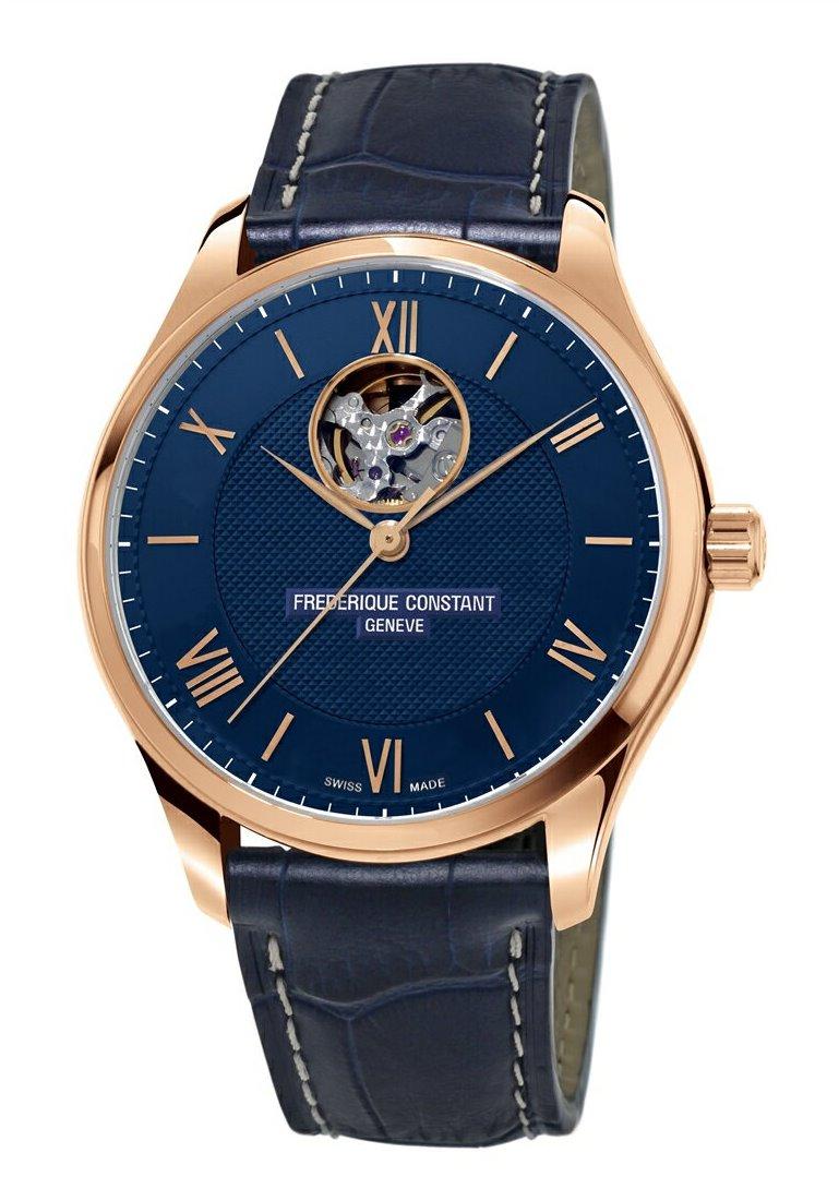 正規品 FREDERIQUE CONSTANT フレデリックコンスタント FC-310MN5B4 クラシック インデックス オートマチック ハートビート 腕時計