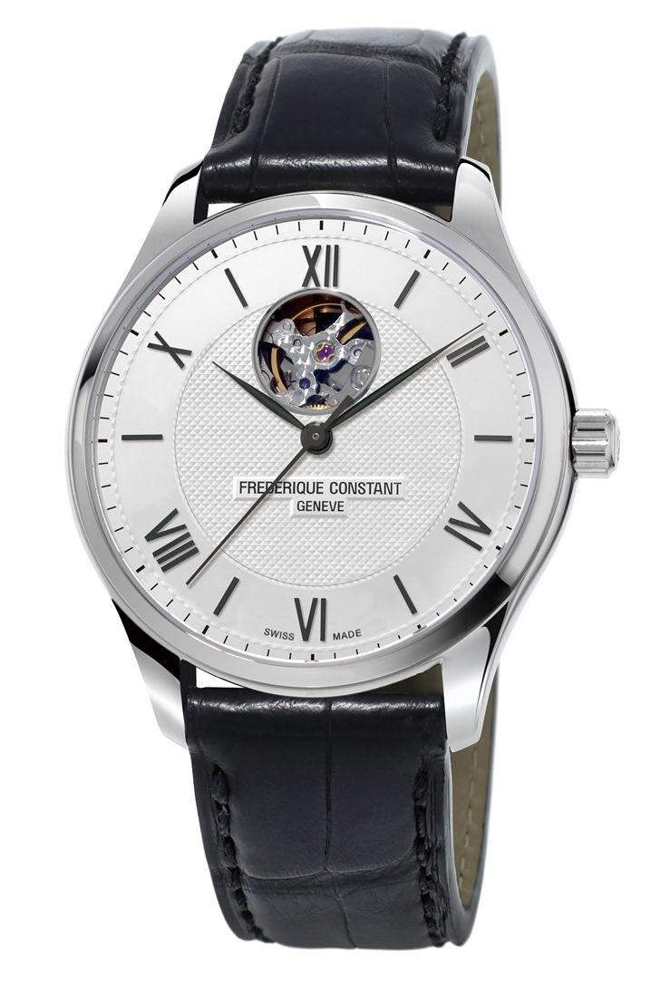 正規品 FREDERIQUE CONSTANT フレデリックコンスタント FC-310MS5B6 クラシック インデックス オートマチック ハートビート 腕時計