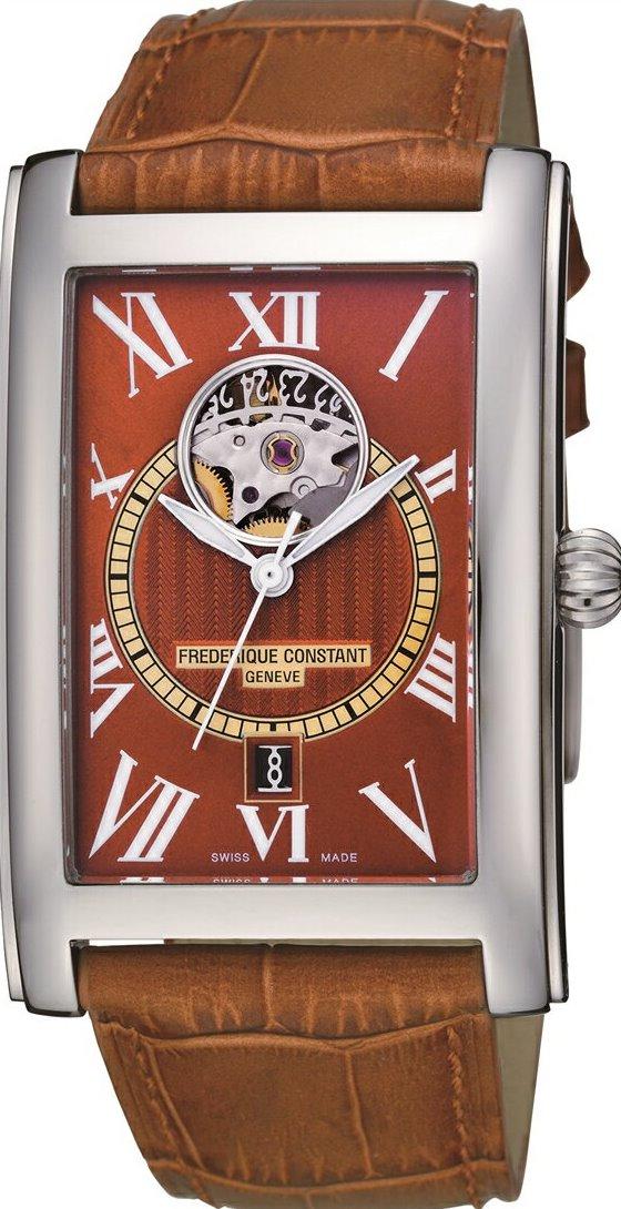 正規品 FREDERIQUE CONSTANT フレデリックコンスタント FC-315CGC4C26 カレ ハートビート&デイト オートマチック 世界限定500本 腕時計