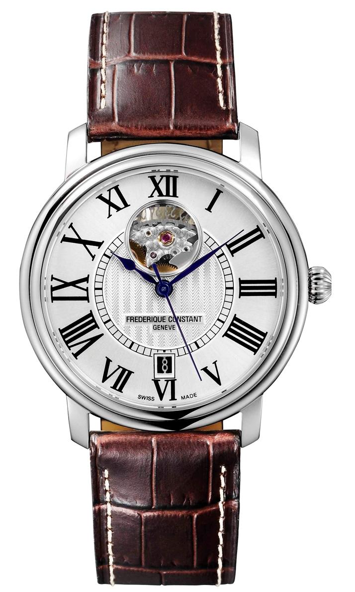 フレデリックコンスタント FREDERIQUE CONSTANT FC-315MS3P6 クラシック ハートビートデイト ラウンド 正規品 腕時計