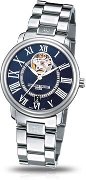 フレデリックコンスタント FREDERIQUE CONSTANT FC-315NS3P6B クラシック ハートビートデイト ラウンド 正規品 腕時計