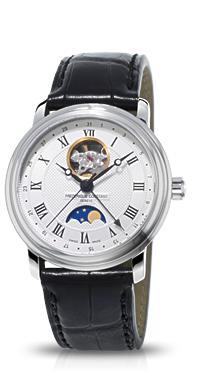 正規品 FREDERIQUE CONSTANT フレデリックコンスタント FC-335MC4P6 クラシック ハートビート ムーンフェイズデイト 腕時計