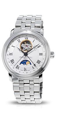 正規品 FREDERIQUE CONSTANT フレデリックコンスタント FC-335MC4P6B2 クラシック ハートビート ムーンフェイズデイト 腕時計