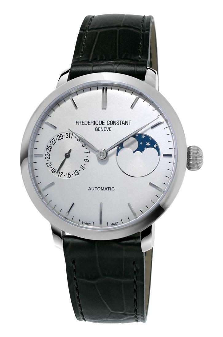 フレデリックコンスタント FREDERIQUE CONSTANT FC-702S3S6 スリムライン マニュファクチュール 正規品 腕時計