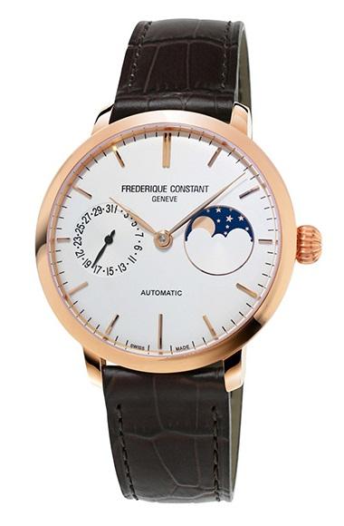 フレデリックコンスタント FREDERIQUE CONSTANT FC-702V3S4 スリムライン マニュファクチュール 正規品 腕時計